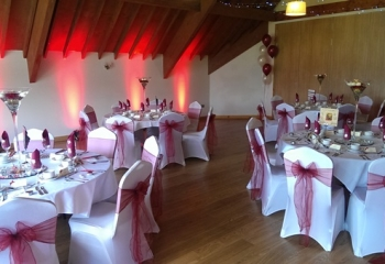 Wedding Basingstoke Weybrook Park Golf Club