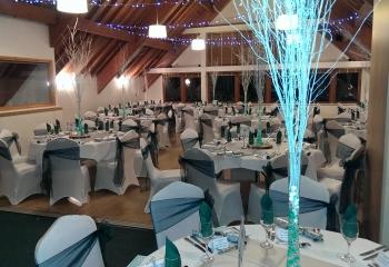 The Weybrook Suite Christmas Party Venue Basingstoke